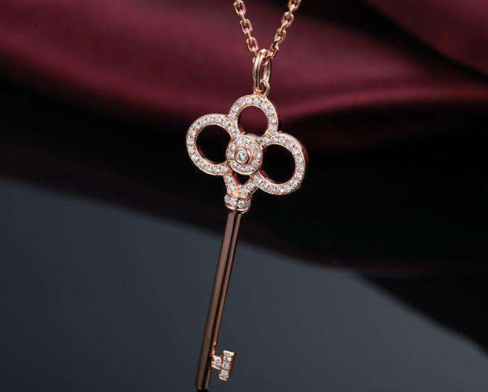 personalized jewellery-- key