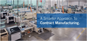 contract manufacturing company