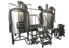 microbrewery equipment set