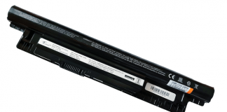 laptop battery model