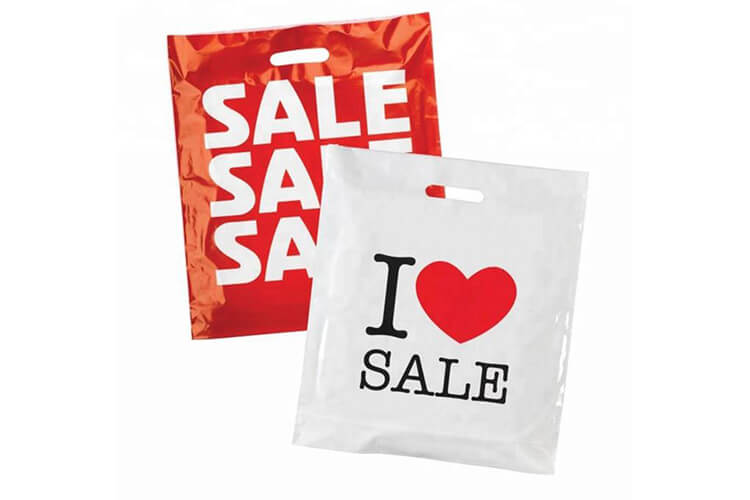 Custom Shopping Bags Wholesale