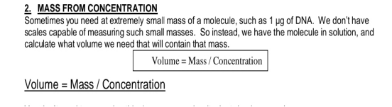 Molarity and Molarity Calculator